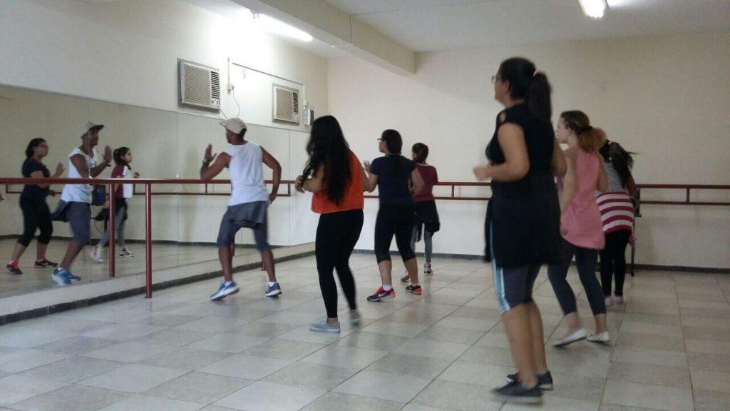 Oficina de Dança